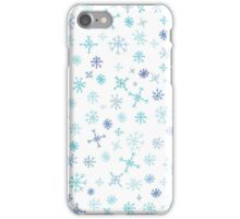 Snowflake Pattern iPhone Case/Skin