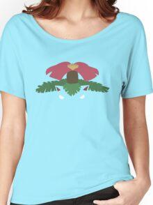 Pokemon Ivysaur Outline Tee Women's Relaxed Fit T-Shirt