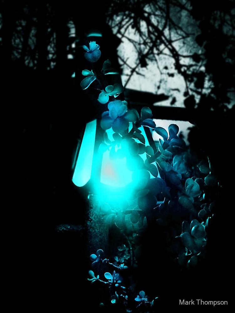 Love Blue by mark thompson