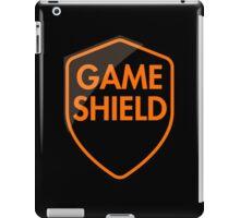 Game Shield (orange) iPad Case/Skin