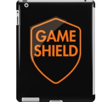 Game Shield (orange) iPad Case/Skin