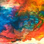Colour flow 07 by Luke Carl Thompson