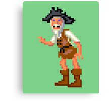 Herman Toothrot #02 (Monkey Island) Canvas Print