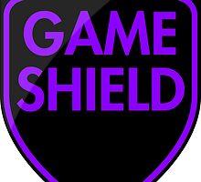 Game Shield (purple) by xtrolix