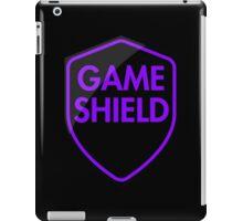 Game Shield (purple) iPad Case/Skin