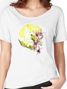 Orchid 3 Women's Relaxed Fit T-Shirt