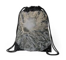 light in the dark Drawstring Bag