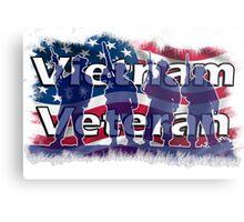 Vietnam Veteran Metal Print