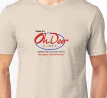 Triple D's Oh Deer Diner Unisex T-Shirt