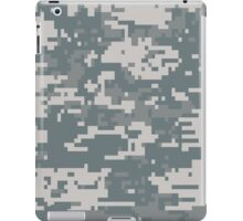 Digital Camouflage iPad Case/Skin