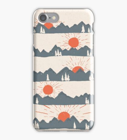 Sunrises...Sunsets... iPhone Case/Skin