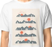 Sunrises...Sunsets... Classic T-Shirt