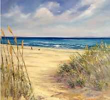 Dunes by Patricia Sabin
