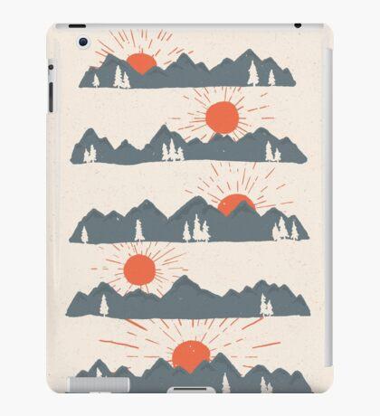 Sunrises...Sunsets... iPad Case/Skin