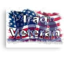 Iraq Veteran Metal Print