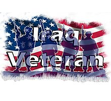 Iraq Veteran Photographic Print