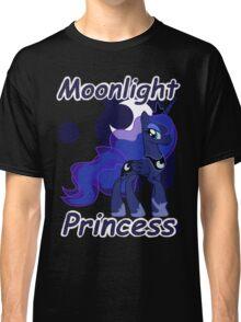Luna - Moonlight Princess Classic T-Shirt