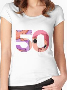 The Cotton Candy Lover Women's Fitted Scoop T-Shirt
