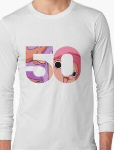 The Cotton Candy Lover Long Sleeve T-Shirt