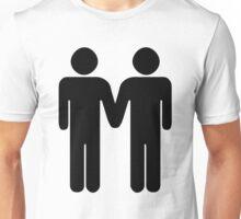 Gay couple Unisex T-Shirt