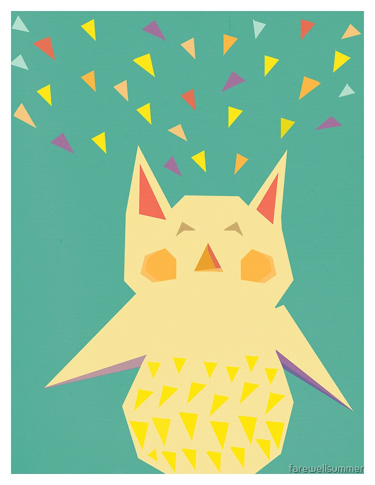 Happy Hooter by farewellsummer