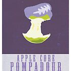Apple Core Pompadour by farewellsummer