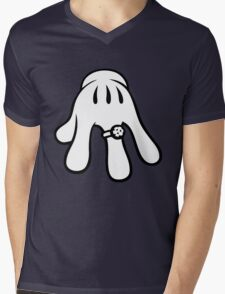 Engagement hand Mens V-Neck T-Shirt