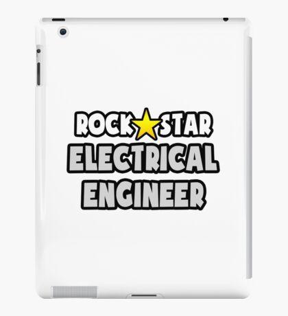 Rock Star Electrical Engineer iPad Case/Skin