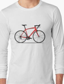 Specialized Race Bike Long Sleeve T-Shirt