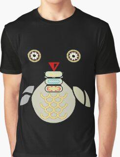 Bright Owl Graphic T-Shirt