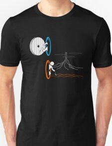 One does not simply portal... T-Shirt