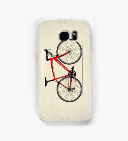 Specialized Race Bike Samsung Galaxy Case/Skin