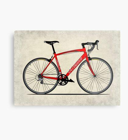 Specialized Race Bike Metal Print