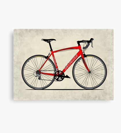Specialized Race Bike Canvas Print
