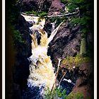 Copper Falls State Park by Brandonleo