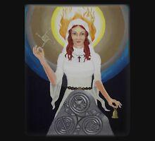 Brigid - Saint and Goddess Unisex T-Shirt