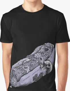 Rot Dog, Purple + Bonus F&U stickers Graphic T-Shirt