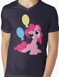 Pinkie Pie Mens V-Neck T-Shirt