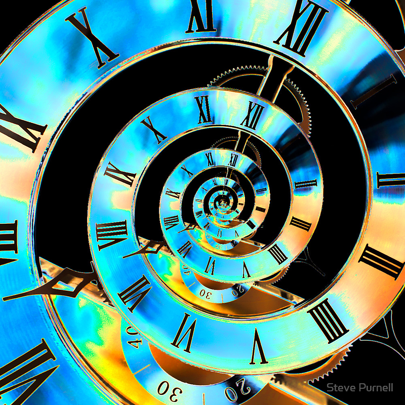 Infinity Time by Steve Purnell