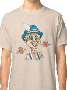Creepy Toaster Strudel Boy Classic T-Shirt