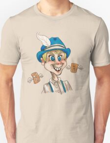 Creepy Toaster Strudel Boy T-Shirt