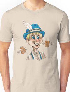 Creepy Toaster Strudel Boy Unisex T-Shirt