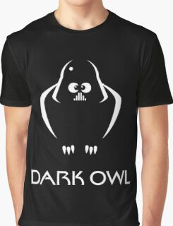 Dark Owl (Science Fiction) Graphic T-Shirt
