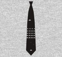 Space tie One Piece - Short Sleeve