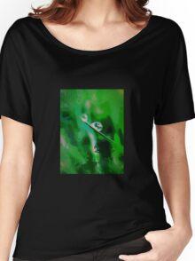 Nature's Graffiti  Women's Relaxed Fit T-Shirt