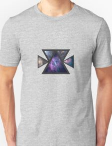 4 triangles t-shirt or sticker T-Shirt