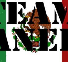 Team Canelo #2 Sticker