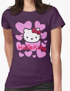 Hello Kitty Love Purple T-Shirt