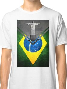 Flags - Brazil Classic T-Shirt