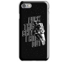 Fuck This iPhone Case/Skin